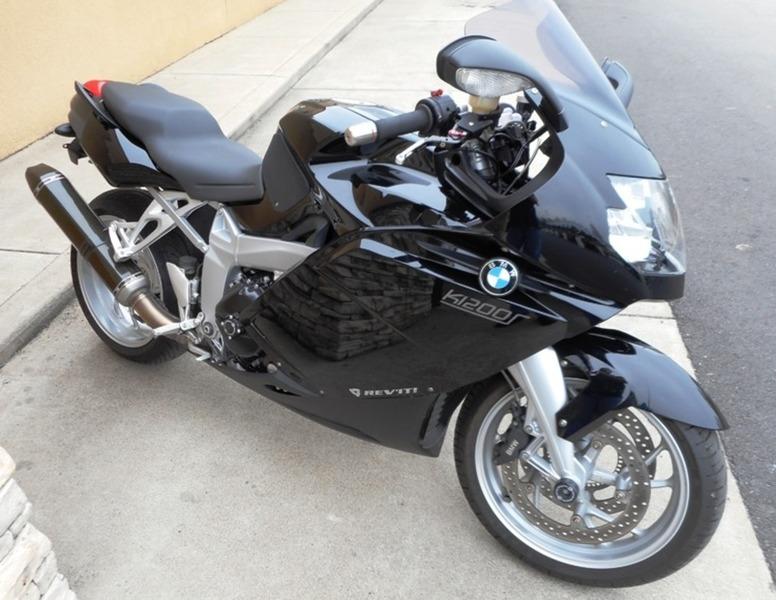 2008 BMW K 1200 S