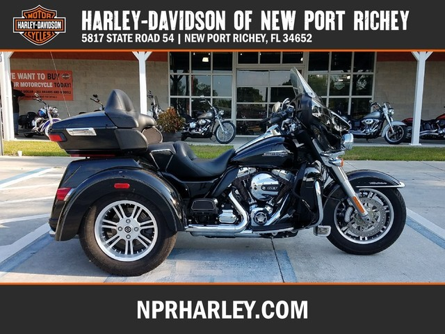2014 Harley-Davidson FLHTCUTG TRI GLIDE ULTRA CLASSIC