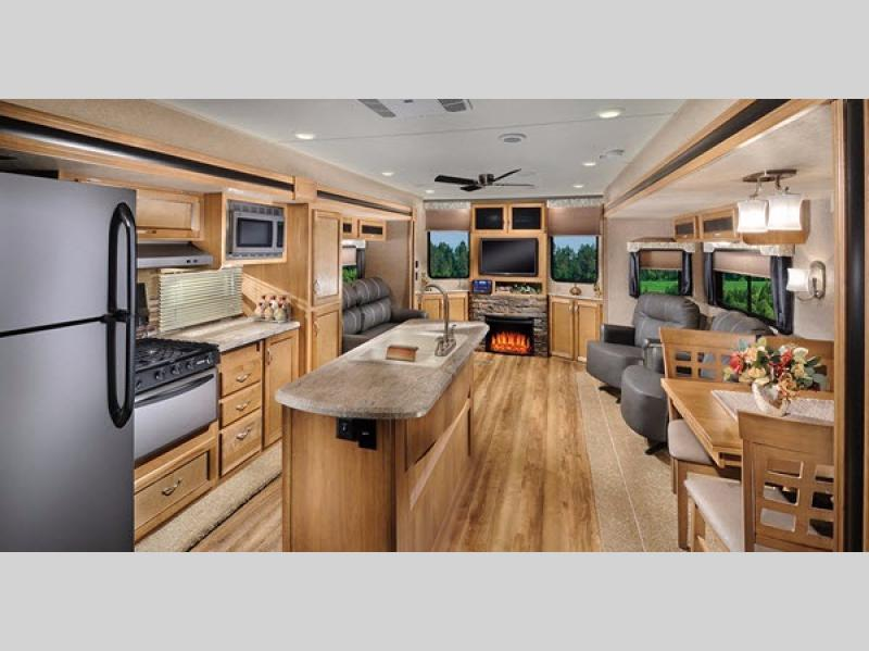 2017 Coachmen Rv Catalina Destination Series 39MKTS