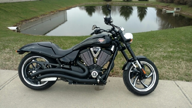 Victory Motorcycles For Sale In Ohio