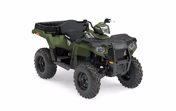 2017 Polaris Industries Sportsman X2 570 EPS