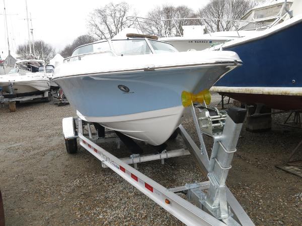 2017 Tidewater 196 Dual Console