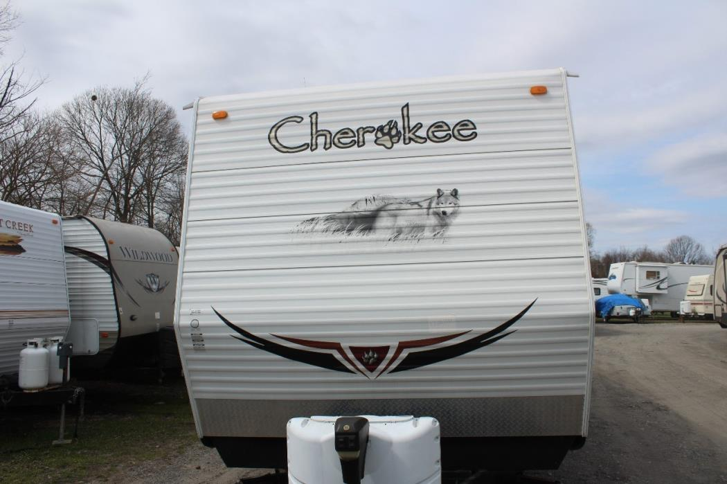 2010 Forest River CHEROKEE 32B