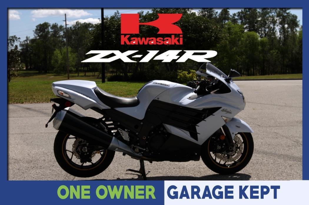 2013 Kawasaki NINJA ZX-14R ABS