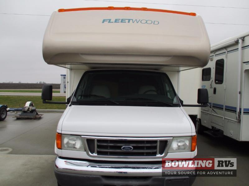 2007 Fleetwood Rv Jamboree 31M