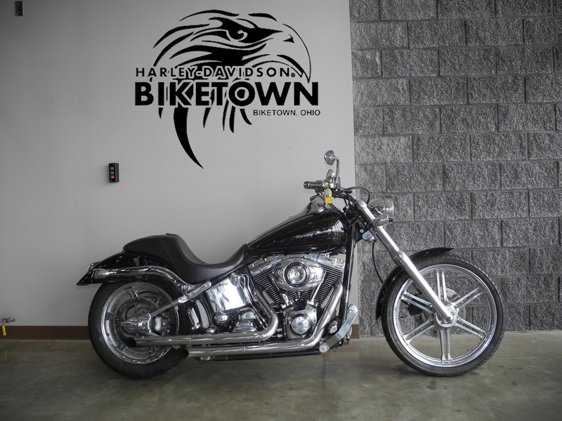 2002 Harley-Davidson FXSTD