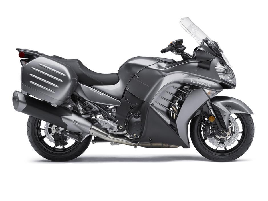 2016 Kawasaki Concours 14 ABS