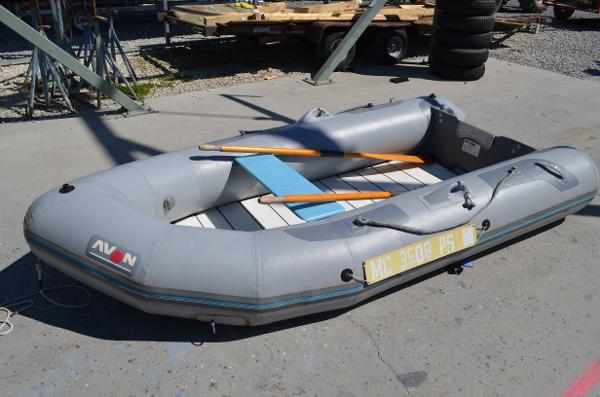 1998 Avon Dinghy
