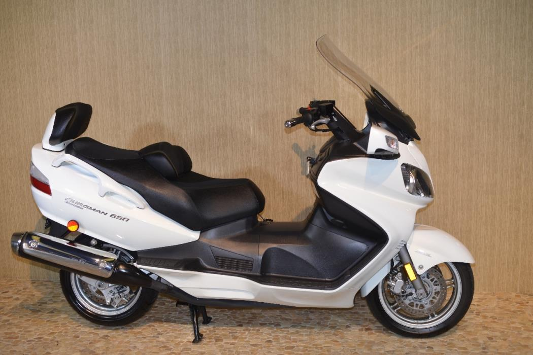 suzuki burgman 650 executive motorcycles for sale. Black Bedroom Furniture Sets. Home Design Ideas