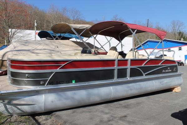 2014 Misty Harbor Boats SR 2685