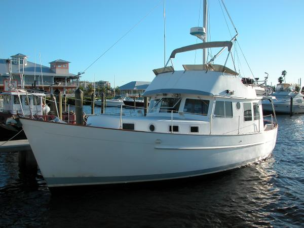 1981 Willard 40 Trawler