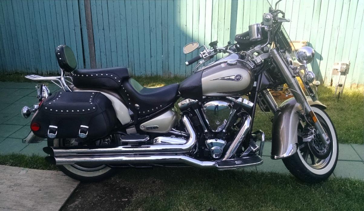 Yamaha road star motorcycles for sale in kearny new jersey for Yamaha motorcycles nj