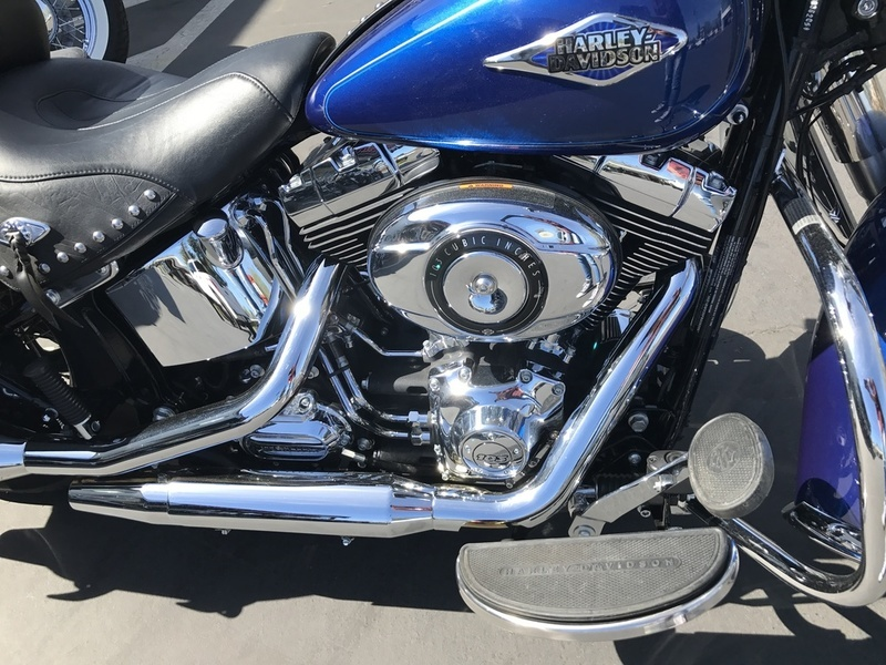 2015 Harley-Davidson FLSTC - Heritage Softail Classic