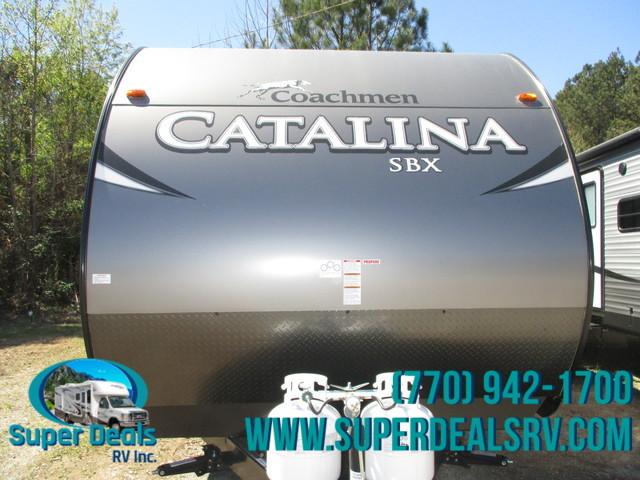 2017 Coachmen Catalina SBX 291QBS