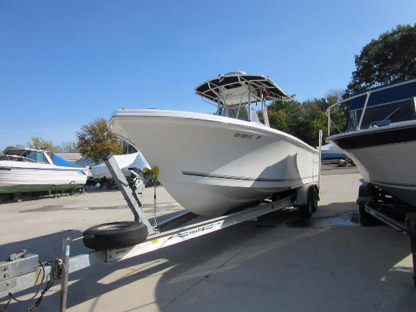 2002 Sailfish 266 CC