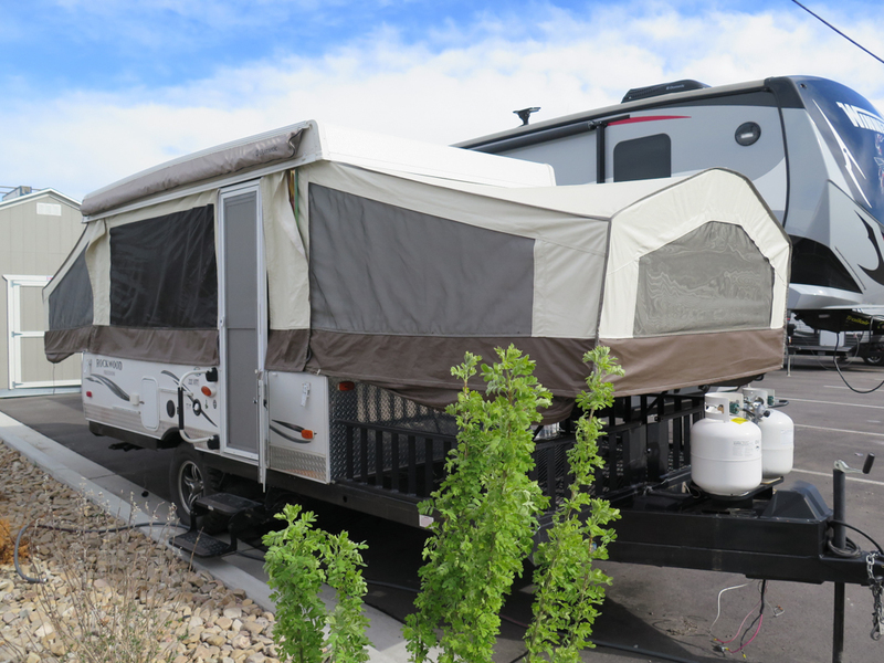 2013 Forest River Rockwood Tent Freedom Series 232XR
