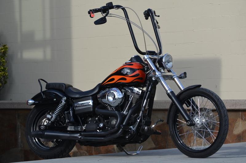 2010 Harley-Davidson FXDWG - Dyna Wide Glide