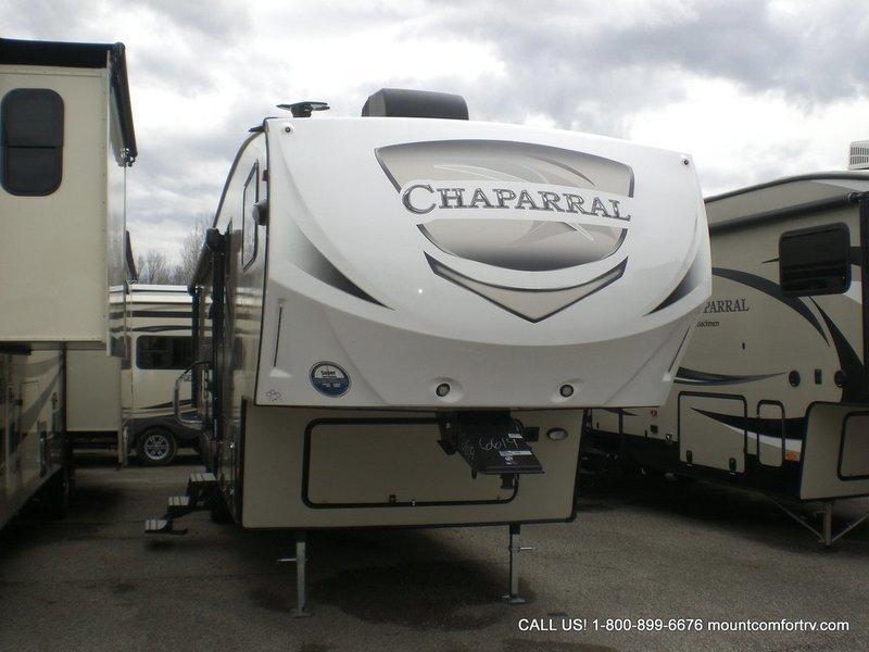 2017 Coachmen Chaparral Lite 295BHS