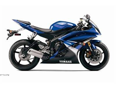 2008 Yamaha YZFR6