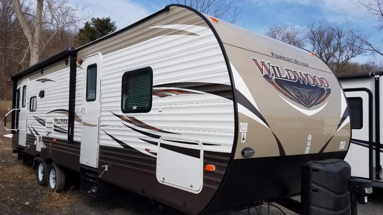 2018 Forest River WILDWOOD 27RLSS