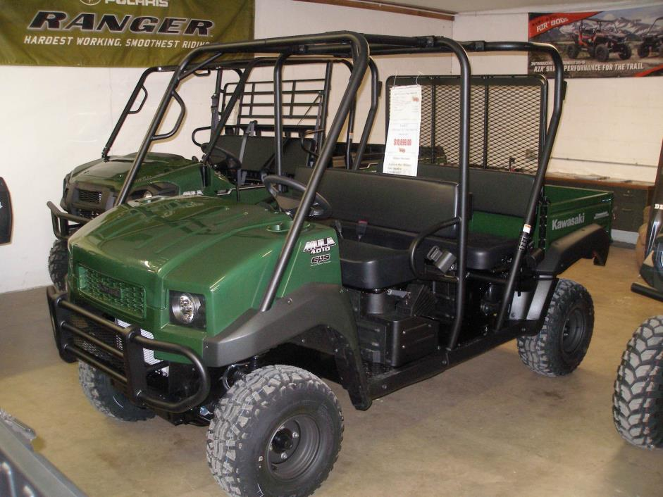 kawasaki mule 4010 trans4x4 motorcycles for sale in abilene texas. Black Bedroom Furniture Sets. Home Design Ideas