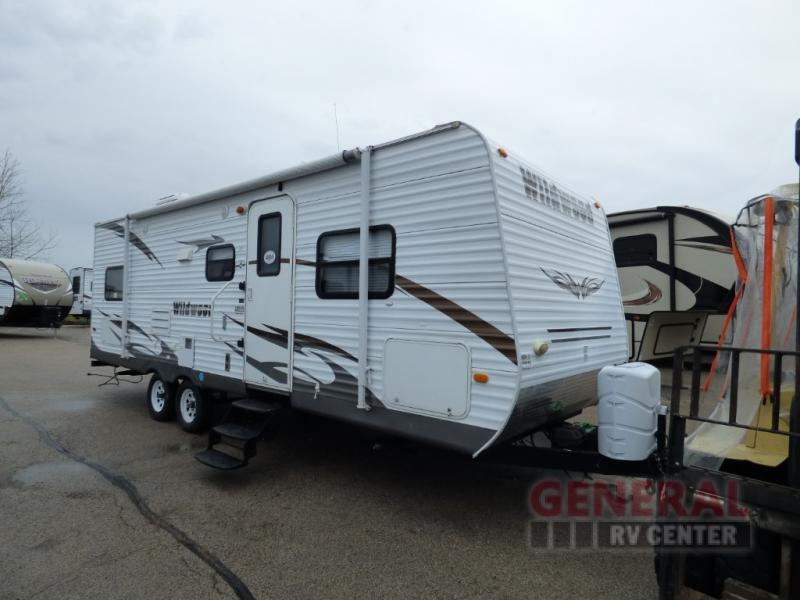 2011 Forest River Rv Wildwood 26TBSS