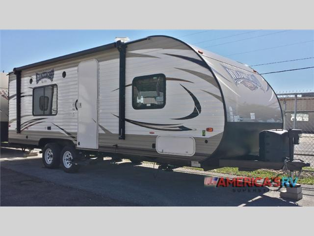 2017 Forest River Rv Wildwood X-Lite 241QBXL