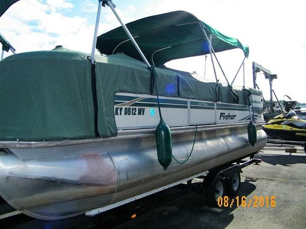 2005 Fisher Freedom 220 DLX