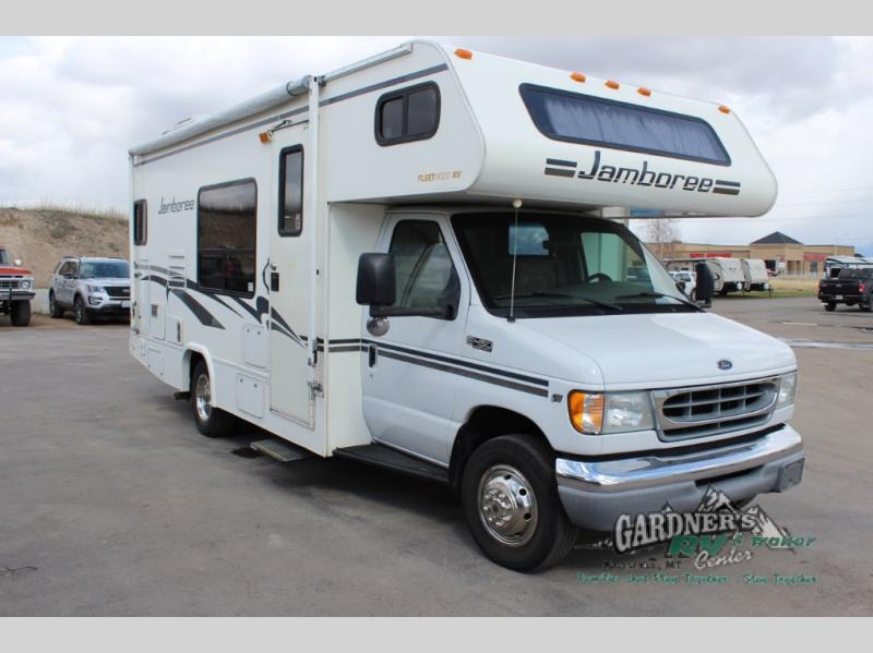 2002 Fleetwood Rv Jamboree 23E