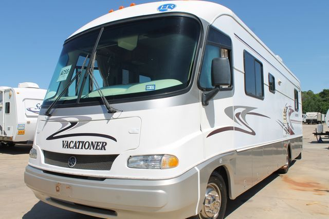 1999 Holiday Rambler Vacationer 32CG