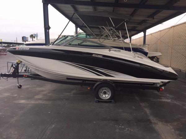 2015 Yamaha Sport Boat sx190