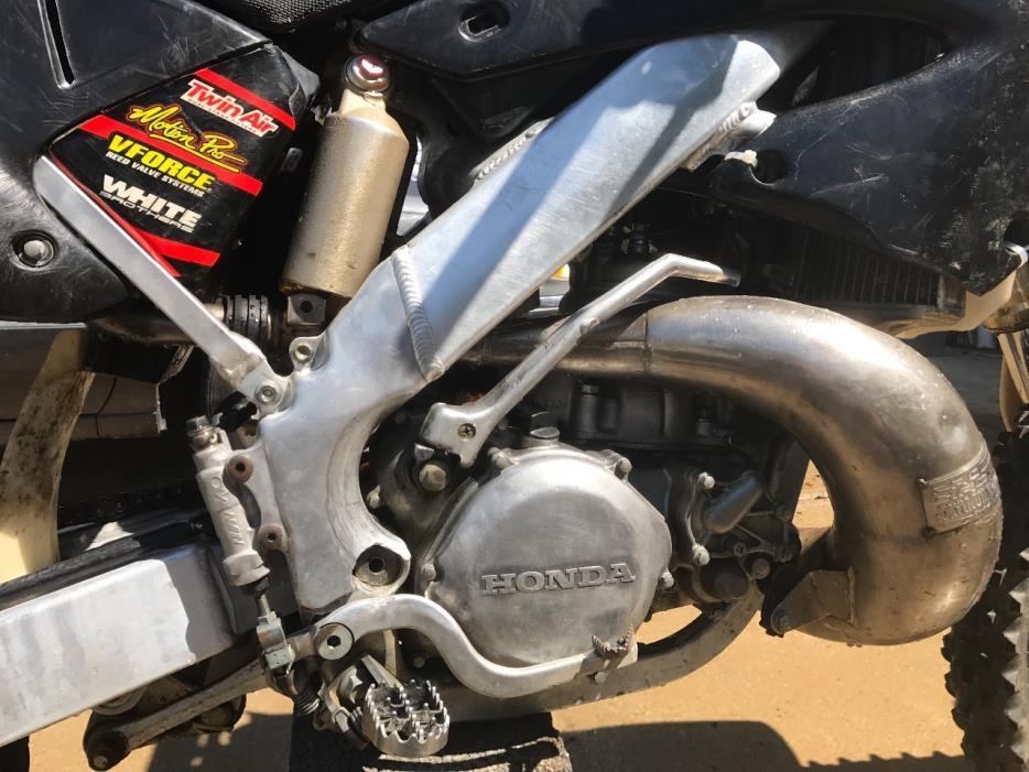 2000 Honda CR SERIES 250R