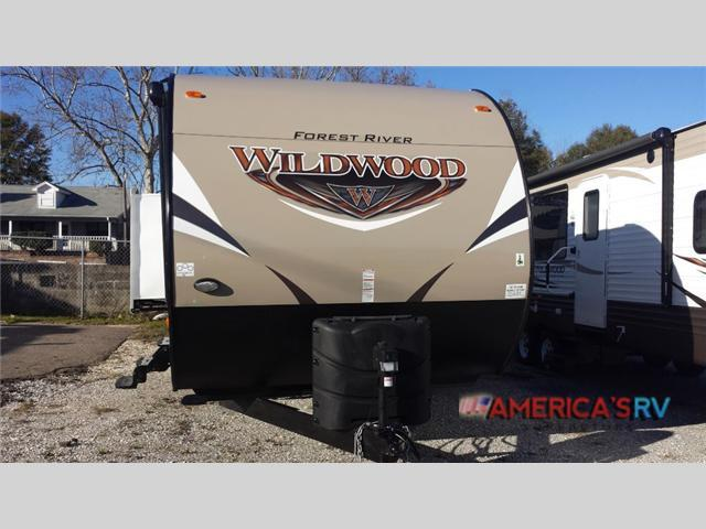 2017 Forest River Rv Wildwood 31KQBTS