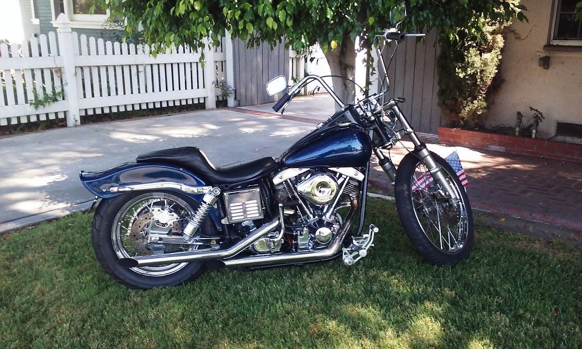Harley Davidson Shovelhead motorcycles for sale in California