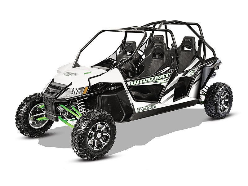 2016 Arctic Cat Wildcat 4X