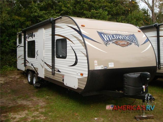 2017 Forest River Rv Wildwood X-Lite 261BHXL