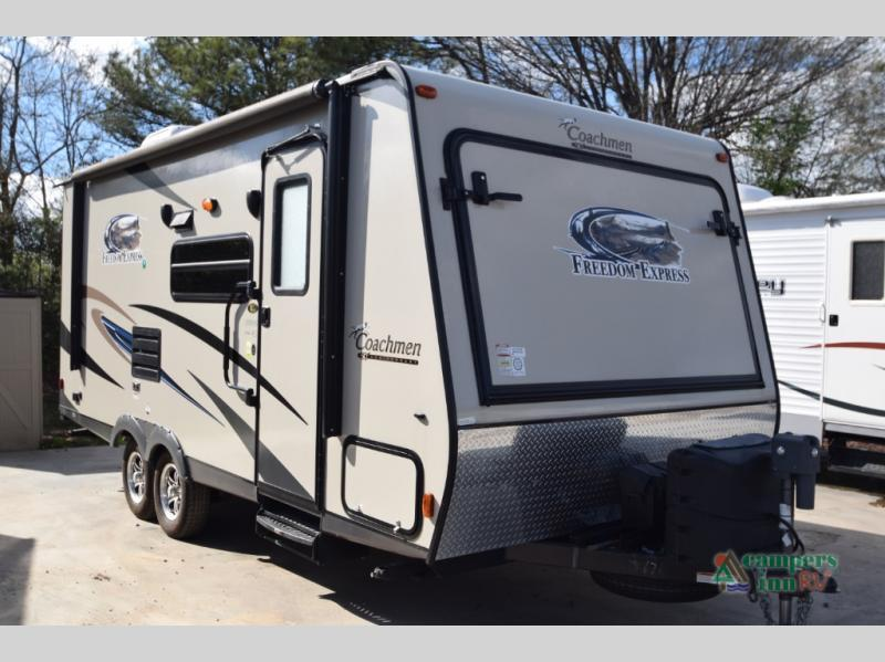 2015 Forest River Rv Freedom Express 21TQX