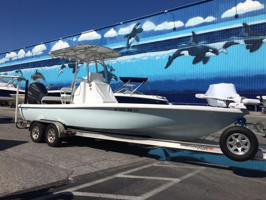 2014 Yellowfin 24 Bay