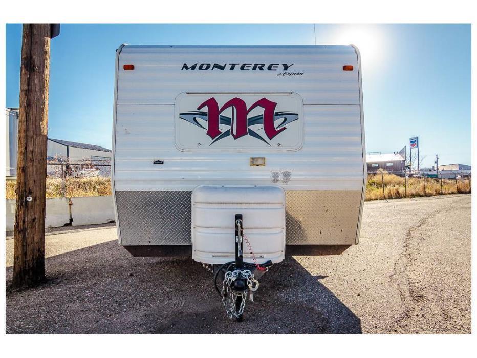 2006 Extreme Monterey 194TS