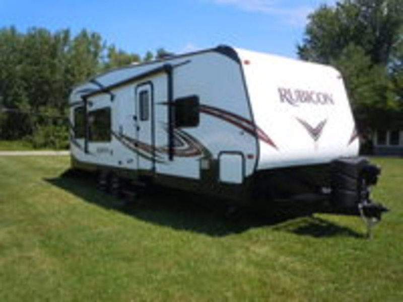 2017 Dutchmen Rubicon 2500