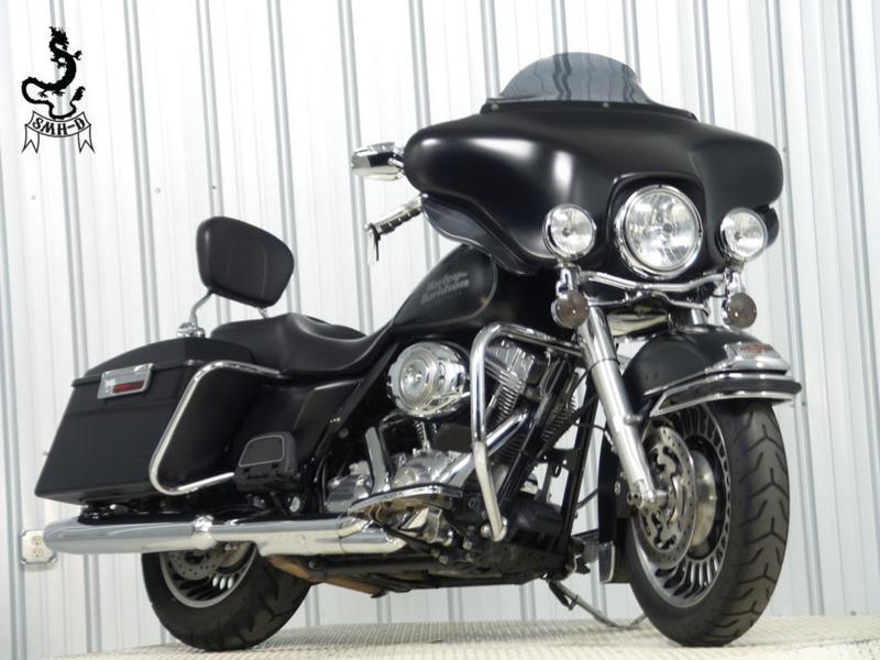 2009 Harley-Davidson FLHT - Electra Glide Standard