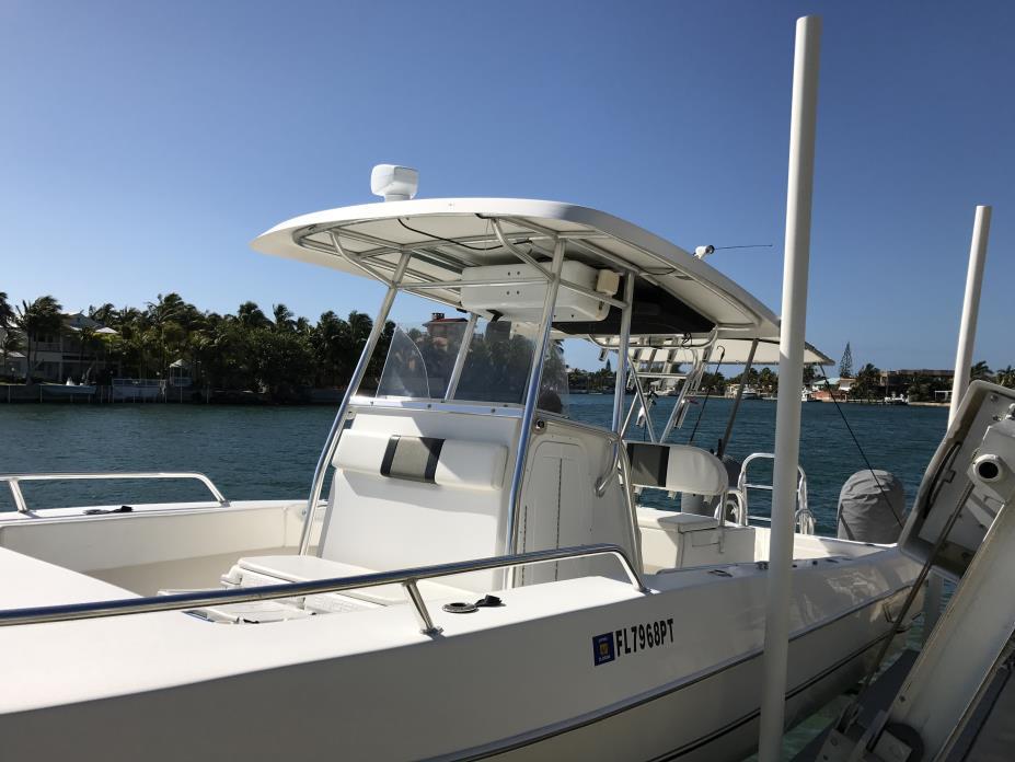 2014 Twin Vee OceanCat260SE