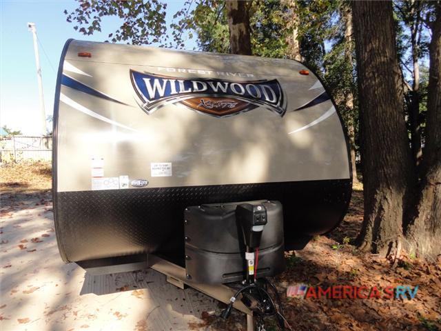 2017 Forest River Rv Wildwood X-Lite 171RBXL