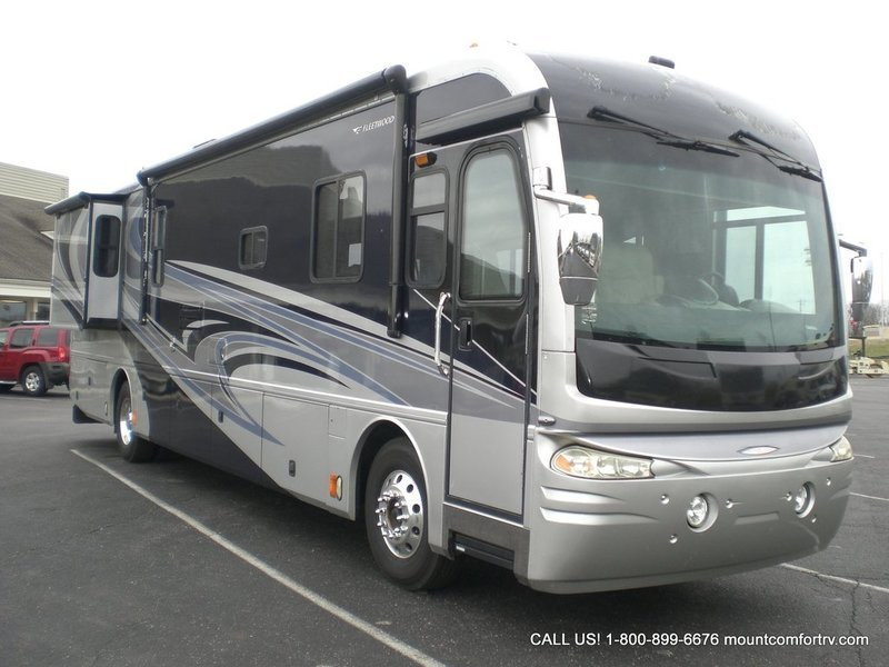 2007 Fleetwood Rv Revolution LE 40V