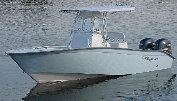 2017 Cape Horn 24 XS