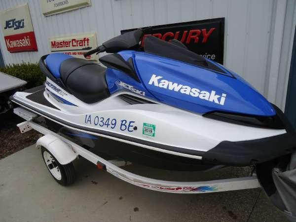 2007 Kawasaki Jet Ski Ultra LX