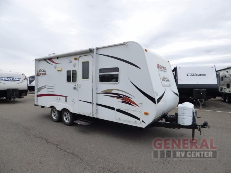 2011 Coachmen Rv Apex 22 QBS