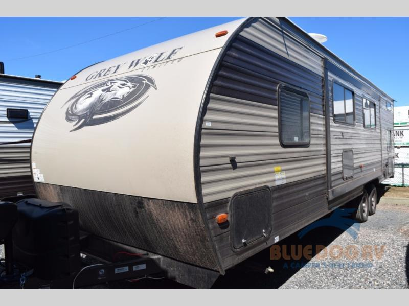 2017 Forest River Rv Cherokee Grey Wolf 26DBH