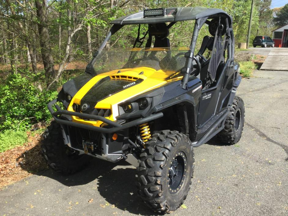 2015 Can-Am Commander™ XT-P™ 1000