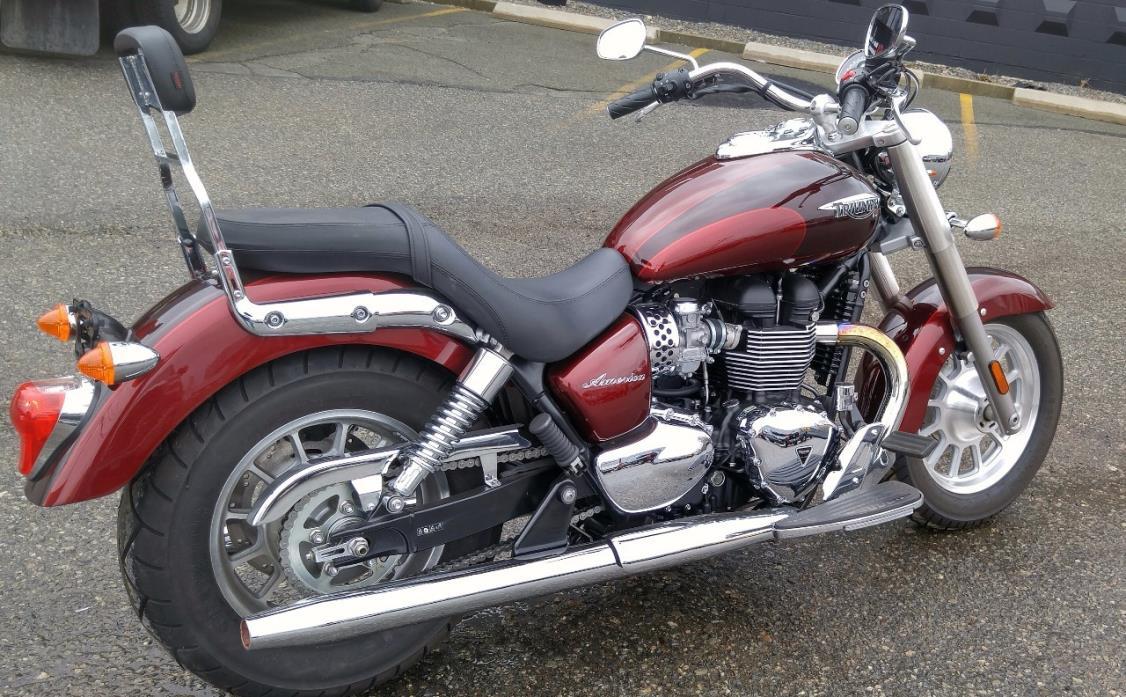 triumph america motorcycles massachusetts lt
